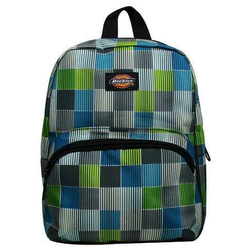 Dickies® Mini Festival Backpack - Stripe Squares - image 1 of 2