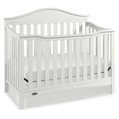 Graco® Standard Full-Sized Crib - White
