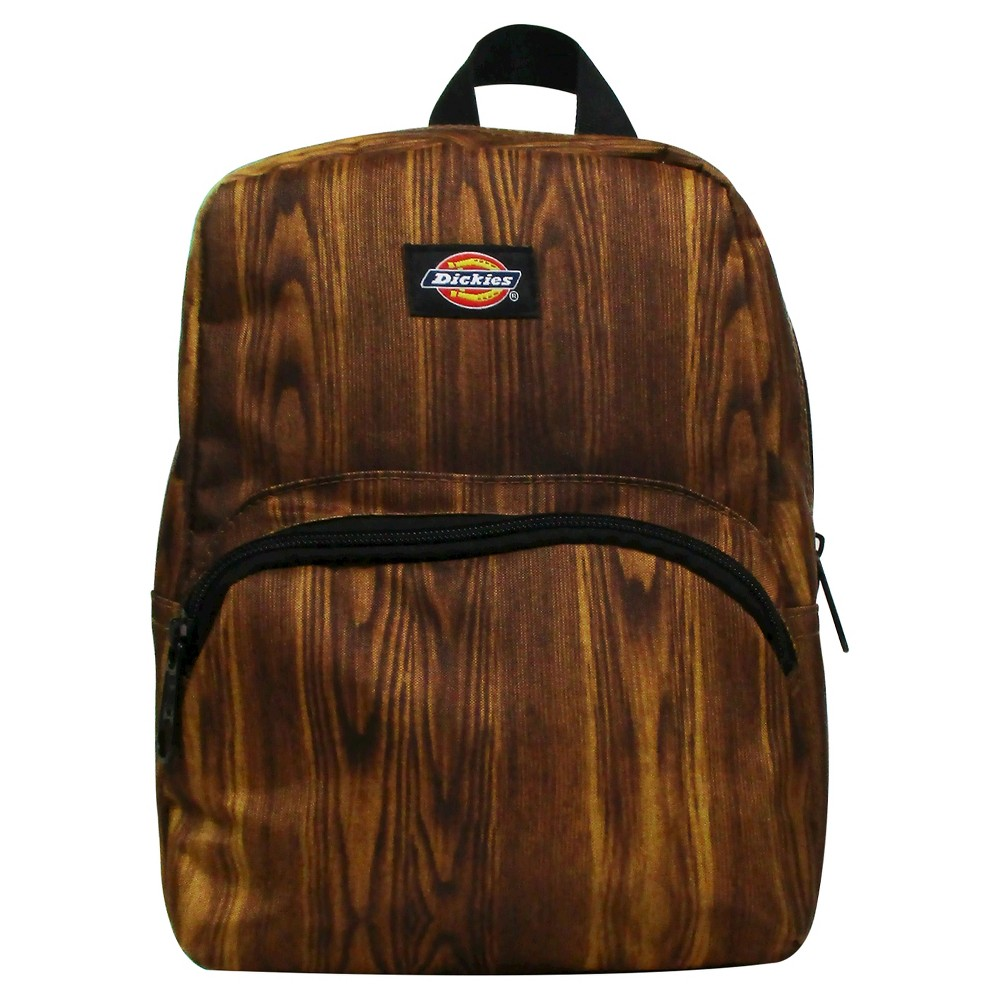 Dickies Mini Festival Backpack - Wood Grain