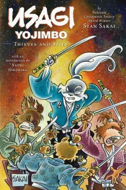 Usagi Yojimbo 30 : Thieves and Spies (Limited) (Hardcover) (Stan Sakai)