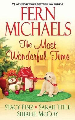 Most Wonderful Time (Vol 9) (Unabridged) (CD/Spoken Word) (Fern Michaels & Sarah Title & Stacy Finz &