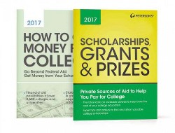 Peterson's Financial Aid Guidance Set 2017 : How to Get Money for College, 2017 / Scholarships, Grants &
