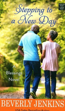 Stepping to a New Day (Library) (Beverly Jenkins)