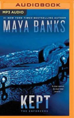 Kept (MP3-CD) (Maya Banks)