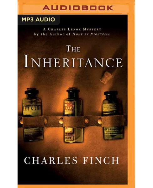 Inheritance (MP3-CD) (Charles Finch) - image 1 of 1