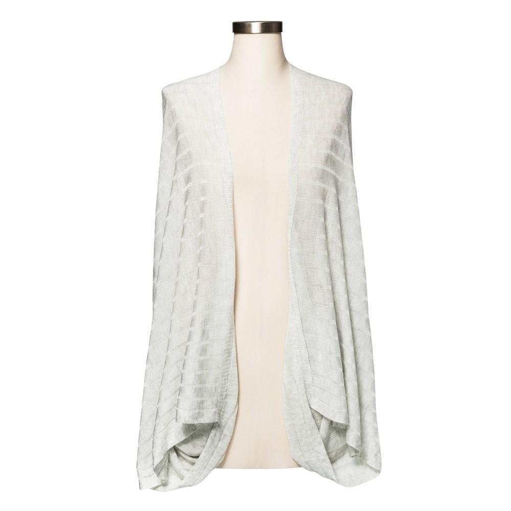 Womens Plus Size Cocoon Sweater - Merona, Oatmeal