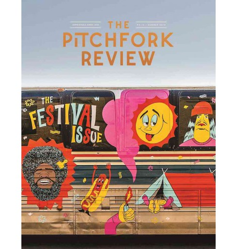 Pitchfork Review : Summer (Paperback) - image 1 of 1