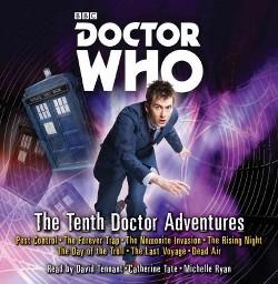 Tenth Doctor Adventures (Unabridged) (CD/Spoken Word) (Peter Anghelides)