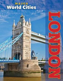 London (Library) (Mason Crest Publishers)