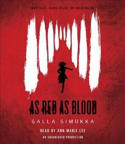 As Red As Blood (Unabridged) (CD/Spoken Word) (Salla Simukka)