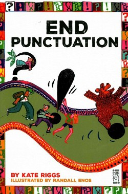End Punctuation (Library) (Kate Riggs)