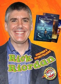 Rick Riordan (Library) (Christina Leaf)