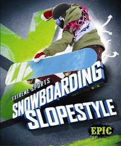 Snowboarding Slopestyle (Library) (Thomas K. Adamson)