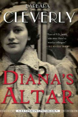 Diana's Altar (Hardcover) (Barbara Cleverly)