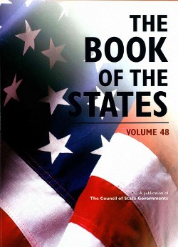 Book of the States 2016 (Vol 48) (Paperback)