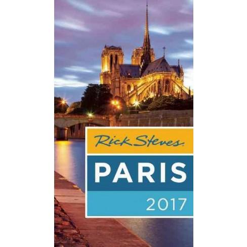 Rick Steves 2017 Paris Paperback Steve Smith Gene Openshaw