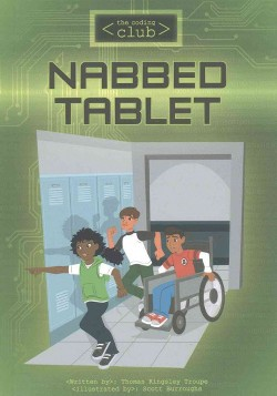 Nabbed Tablet (Library) (Thomas Kingsley Troupe)