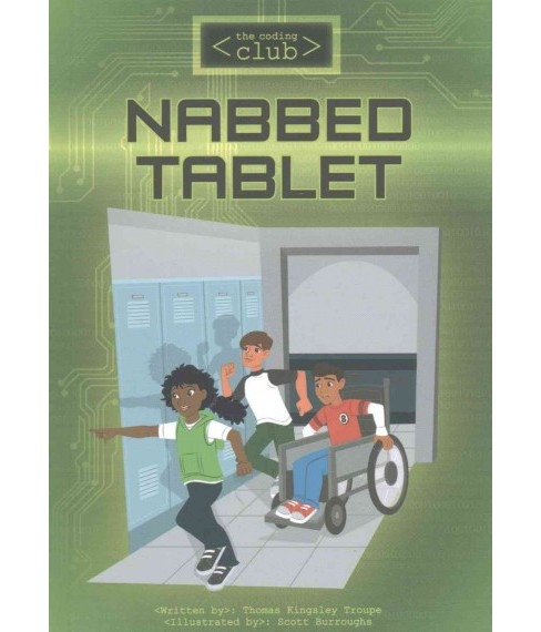 Nabbed Tablet (Library) (Thomas Kingsley Troupe) - image 1 of 1
