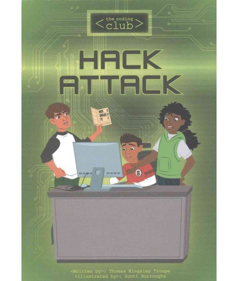 Hack Attack (Library) (Thomas Kingsley Troupe) - image 1 of 1
