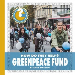Greenpeace Fund (Library) (Katie Marsico)