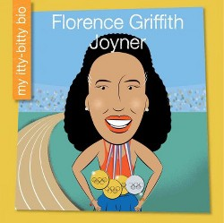 Florence Griffith Joyner (Library) (Emma E. Haldy)