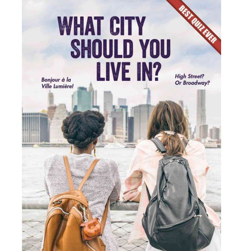 What City Should You Live In? (Library) (Brooke Rowe) - image 1 of 1