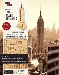 Empire State Building : New York (Hardcover) (Richard Panchyk)