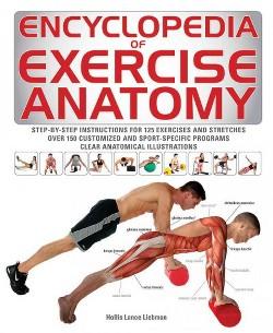 Encyclopedia of Exercise Anatomy (Reprint) (Paperback) (Hollis Lance Liebman)