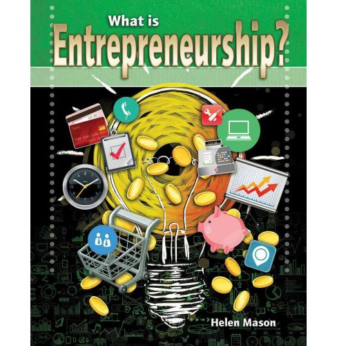What Is Entrepreneurship? (Library) (Natalie Hyde) - image 1 of 1