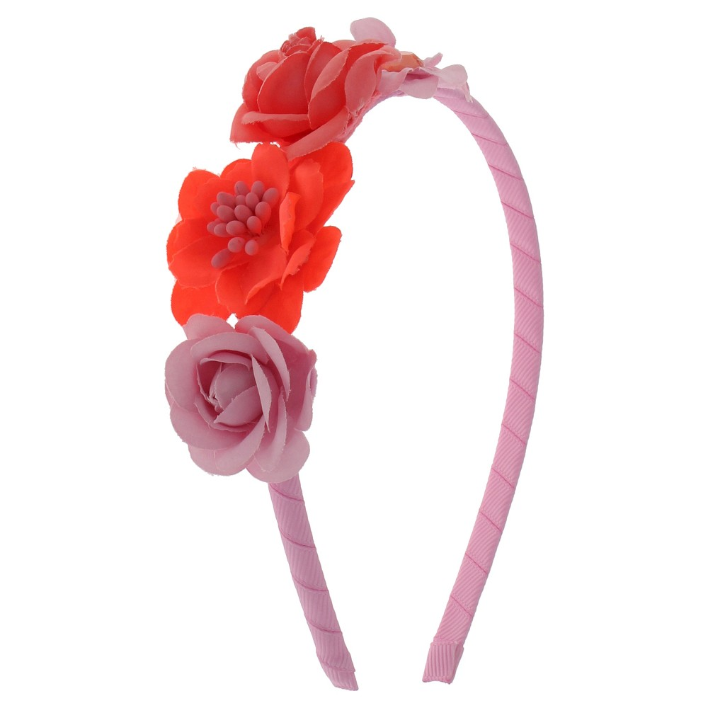 Toddler Girls Floral Headband Cat & Jack - Pink