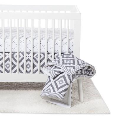 My Baby Sam 3pc Crib Bedding Set - Imagine