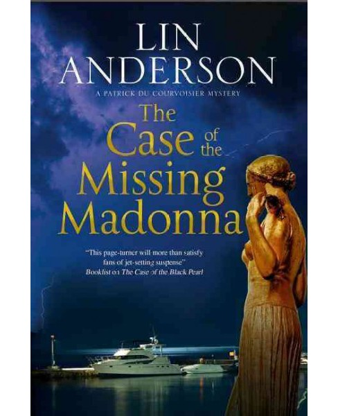 Case of the Missing Madonna (Paperback) (Lin Anderson) - image 1 of 1