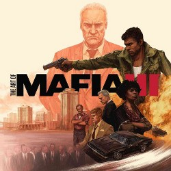 Art of Mafia 3 (Hardcover)
