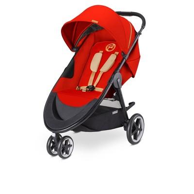 Cybex Agis M-Air3 Stroller - Red/Orange