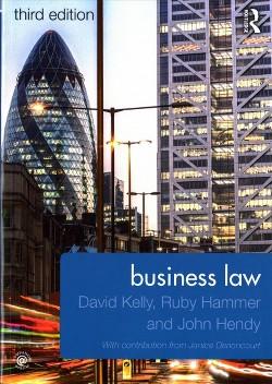 Business Law (Paperback) (David Kelly & Ruby Hammer & John Hendy)