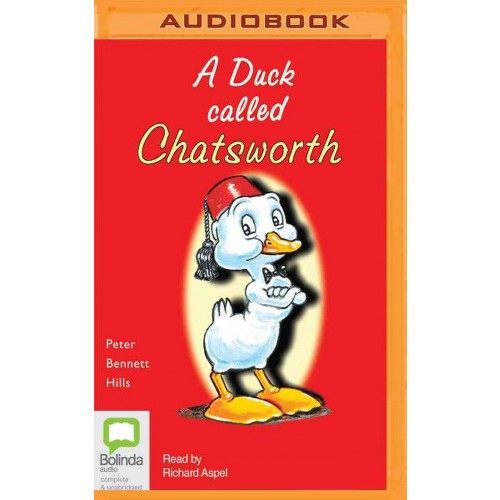 Duck Called Chatsworth (MP3-CD) (Peter Bennett Hills)