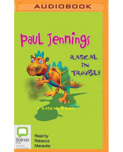 Rascal in Trouble (MP3-CD) (Paul Jennings) - image 1 of 1