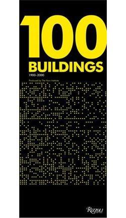 100 Buildings : 1900-2000 -  by Val Warke (Paperback)
