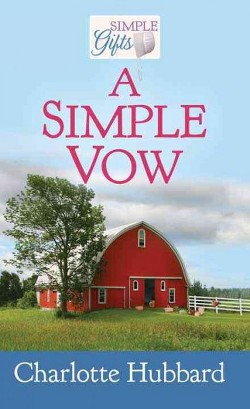 Simple Vow (Library) (Charlotte Hubbard)