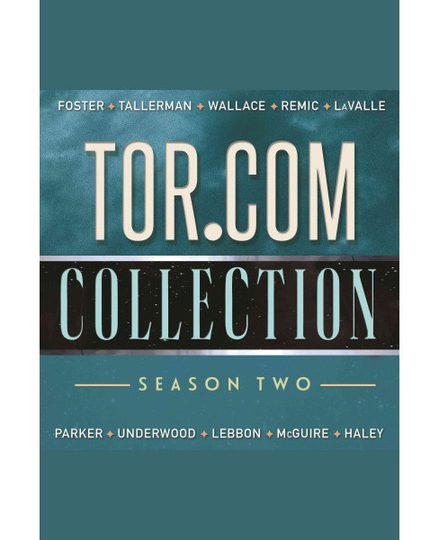 Tor.com Collection : Season 2 (Unabridged) (Downloadable Audio) (Emily Foster) - image 1 of 1