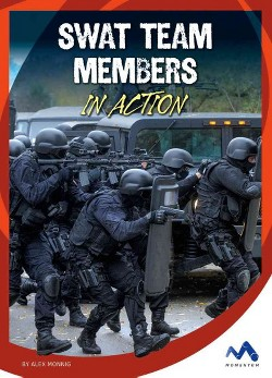 Swat Team Members in Action (Library) (Alex Monnig)