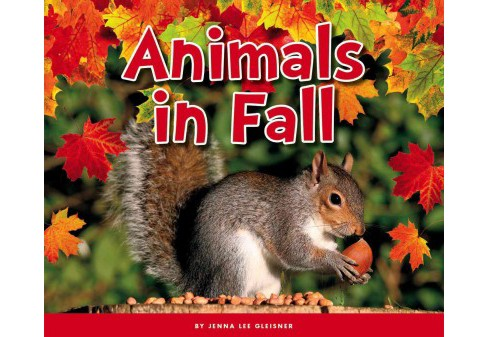 Animals in Fall (Library) (Jenna Lee Gleisner) - image 1 of 1