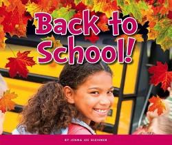 Back to School! (Library) (Jenna Lee Gleisner)