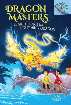 Search for the Lightning Dragon : A Branches Book (Library) (Tracey West)