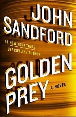 Golden Prey -  Unabridged (Prey) by John Sandford (CD/Spoken Word)