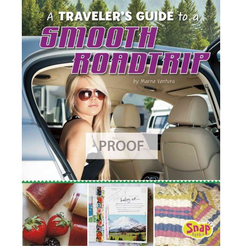 Traveler's Guide to a Smooth Roadtrip (Library) (Melissa Higgins) - image 1 of 1