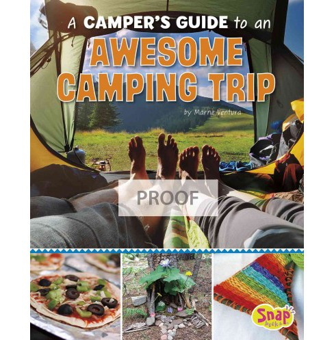 Camper's Guide to an Awesome Camping Trip (Library) (Marne Ventura) - image 1 of 1