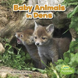 Baby Animals in Dens (Library) (Martha E. H. Rustad)