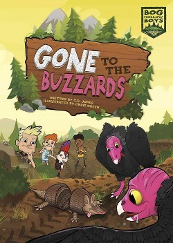 Gone to the Buzzards (Library) (C. B. Jones)