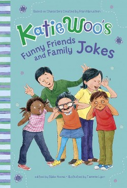 Katie Woo's Funny Friends and Family Jokes (Library) (Fran Manushkin)